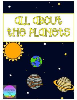 Planets Mini-Unit