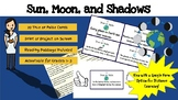 Sun, Moon, and Shadows * True or False Cards * DISTANCE LEARNING OPTION