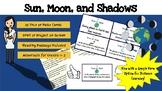 Sun, Moon, and Shadows * True or False Cards * DISTANCE LE
