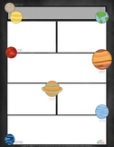Planets Newsletter For Word_Generation 1