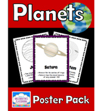 Planets Poster Pack