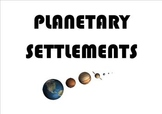 Planets - Project Based Learning Unit