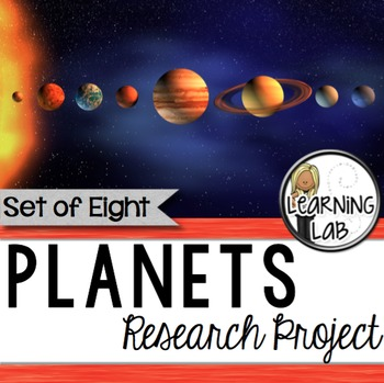 Planets Guided Research Project, Solar System