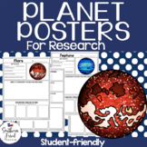 Planets Research Project Posters