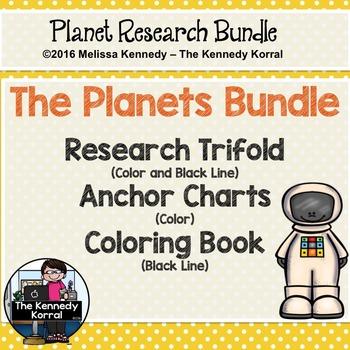 Planets Research BUNDLE