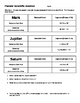Planets' Scientific Notation (Multiply & Divide Powers of