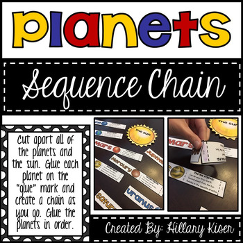 Planets Sequence Chain