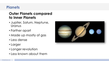Planets - Supplemental Lesson - No Lab