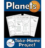 Planets Take-Home Project