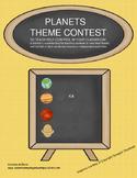 Planets Theme Contest