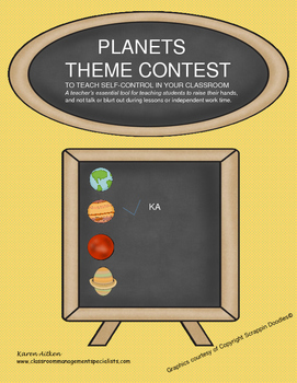 Planets Theme Contest