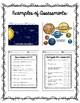 Planets Unit (Grades 1-4)