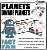 Planets and Dwarf Planets Fact Fans