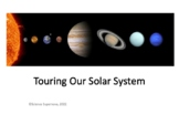 Planets and Solar System PPT with Student Note Taking Guide