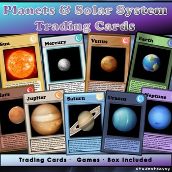 Original on science unit preview solar system