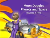 Planets and Space Powerpoint-Animated & Attention Span Enhancing