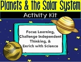 Planets and the Solar System Activities