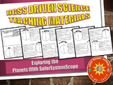 NGSS MS./HS. Space Systems: Exploring the Planets and Sola
