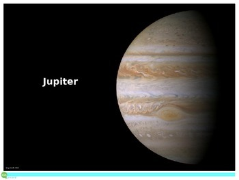 Kids Present: Planets of Our Solar System - Jupiter