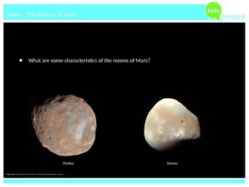 Kids Present: Planets of Our Solar System - Mars