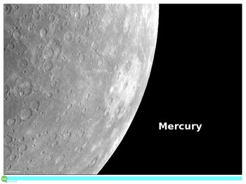 Kids Present: Planets of Our Solar System - Mercury