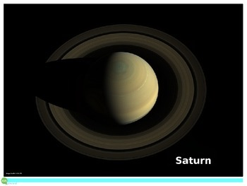 Kids Present: Planets of Our Solar System - Saturn