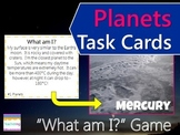 Planets of Our Solar System Task Cards {with PHOTOS for differentiation}