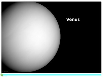 Kids Present: Planets of Our Solar System - Venus