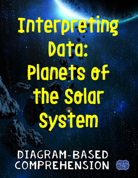 Planets of the Solar System Interpreting Data and Comprehension Questions