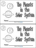 Planets of the Solar System- Nonfiction Leveled Reader- Kindergarten 1st Grade