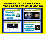 Planets of the Solar System Set #2 (40 Task Cards)