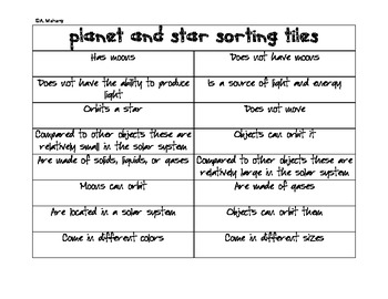 planets and moons compare and contrast - photo #35