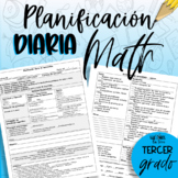 Planificación de tercer grado