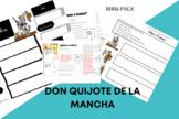 Planificación para el ensayo de DON QUIJOTE DE LA MANCHA