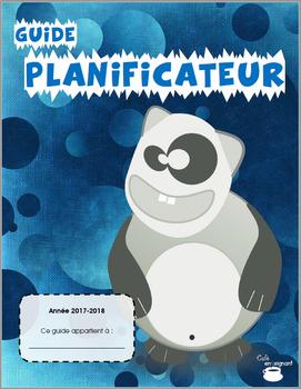 Planificateur - Guide de planification 2017-2018 - 5 périodes (v7)