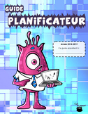 Planificateur - Guide de planification 2018-2019 - 5 périodes
