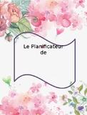 Planificateur floral