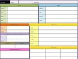 Planificateur numérique