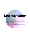 Planificateur pour enseignant (Hebdomadaire) / French Weekly Teacher Planner