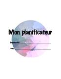 Planificateur pour enseignant (Hebdomadaire) / French Week