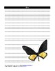 Planificateur pour enseignant papillons / French Teacher Planner Butterflies