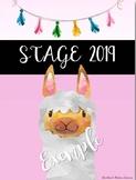 Planification de stage