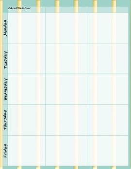 Planner - Free for a short time!