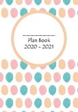 Planner 2020 - 2021 (A5 Size)