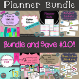 Planner Bundle ** Compatable with Erin Condren Teacher Planner