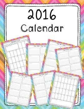 Planner / Calendar