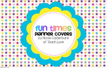 Planner Covers (Hoirzontal and Vertical)