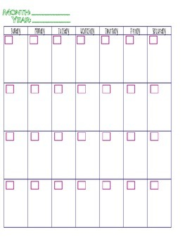 Planner Pages - Printable
