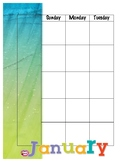 Planner Pages - full size, for Happy Planner