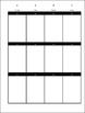 Planner Weekley Editable Template Black